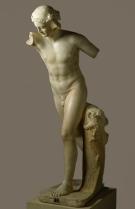 Taller romano, Hypnos (120-130 d.C.)